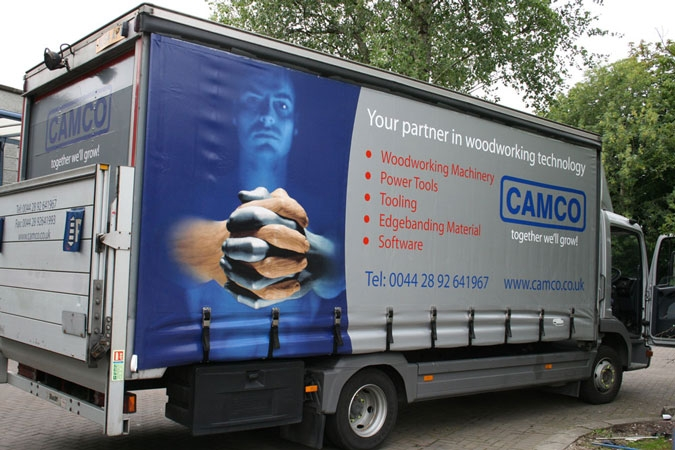 Camco Curtainsides